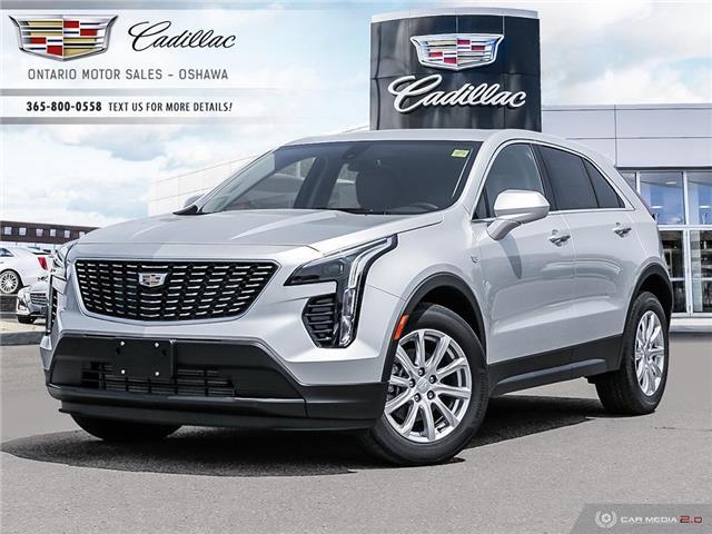 2019 Cadillac XT4 Luxury (Stk: 9220441) in Oshawa - Image 1 of 19