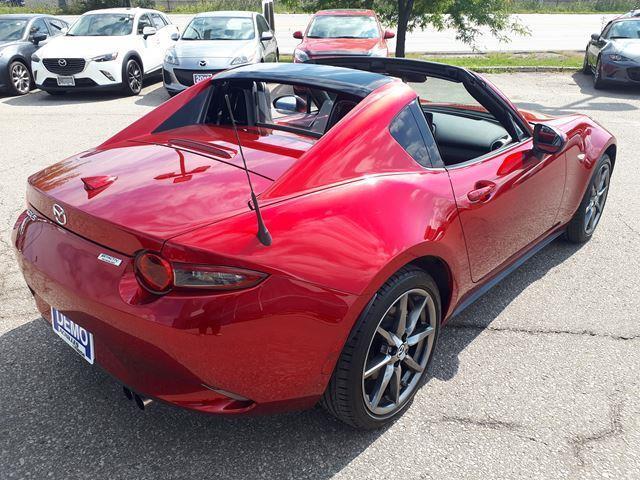 2018 Mazda MX-5 RF GT (Stk: P5877) in Milton - Image 6 of 15