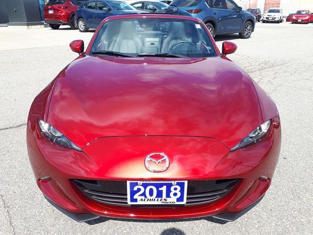 2018 Mazda MX-5 RF GT (Stk: P5877) in Milton - Image 7 of 15