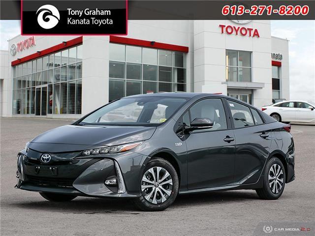 2020 Toyota Prius Prime Upgrade (Stk: 89670) in Ottawa - Image 1 of 28