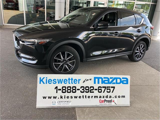 2017 Mazda CX-5 GT (Stk: 35546A) in Kitchener - Image 1 of 30