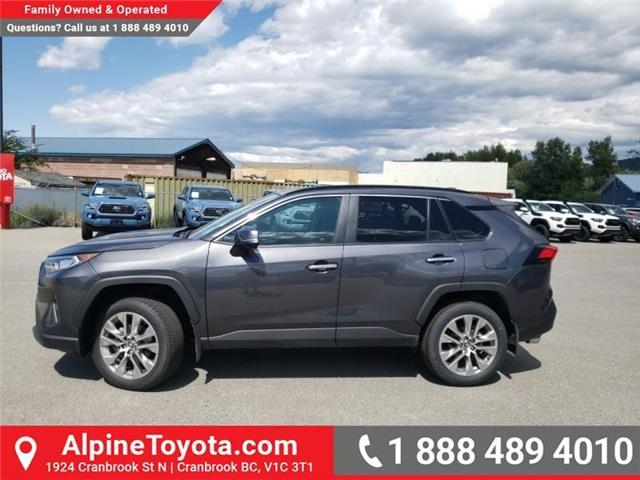 2019 Toyota RAV4 Limited (Stk: W014170) in Cranbrook - Image 2 of 27