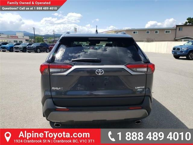 2019 Toyota RAV4 Limited (Stk: W014170) in Cranbrook - Image 4 of 27