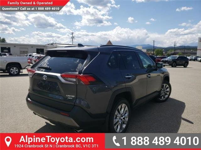 2019 Toyota RAV4 Limited (Stk: W014170) in Cranbrook - Image 5 of 27