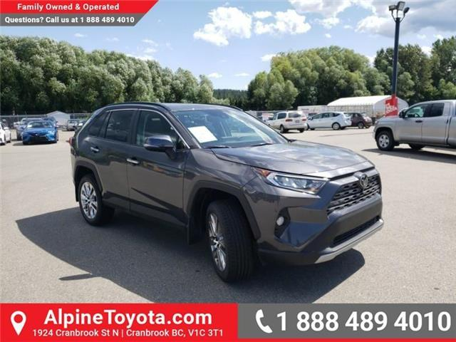 2019 Toyota RAV4 Limited (Stk: W014170) in Cranbrook - Image 7 of 27