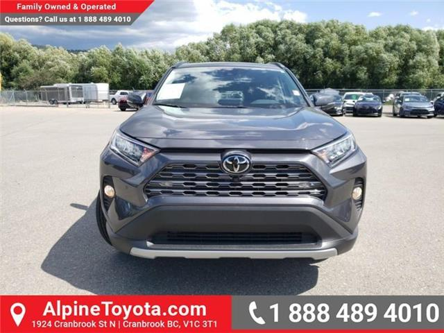 2019 Toyota RAV4 Limited (Stk: W014170) in Cranbrook - Image 8 of 27