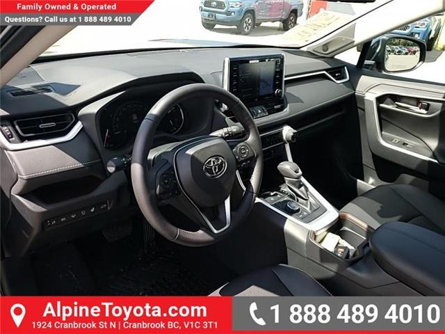 2019 Toyota RAV4 Limited (Stk: W014170) in Cranbrook - Image 9 of 27