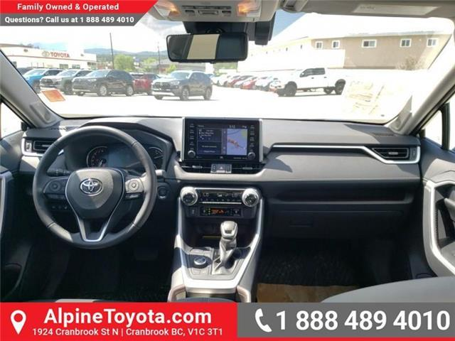 2019 Toyota RAV4 Limited (Stk: W014170) in Cranbrook - Image 10 of 27