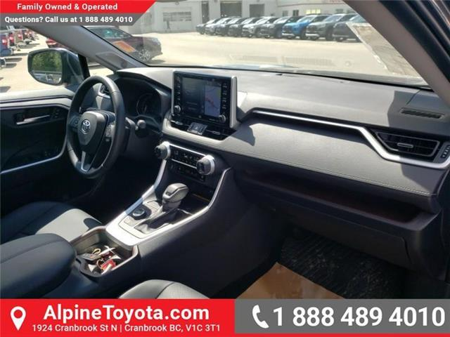 2019 Toyota RAV4 Limited (Stk: W014170) in Cranbrook - Image 11 of 27