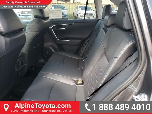 2019 Toyota RAV4 Limited (Stk: W014170) in Cranbrook - Image 13 of 27