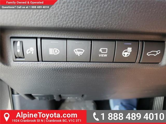 2019 Toyota RAV4 Limited (Stk: W014170) in Cranbrook - Image 19 of 27