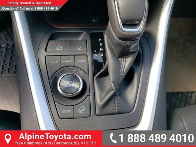 2019 Toyota RAV4 Limited (Stk: W014170) in Cranbrook - Image 20 of 27