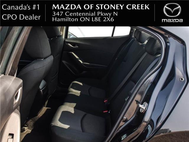 2016 Mazda Mazda3 GX (Stk: SU1308) in Hamilton - Image 14 of 22