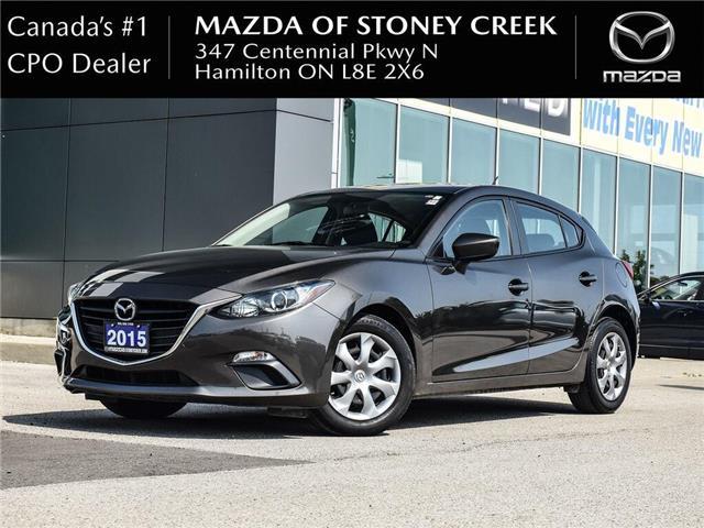 2015 Mazda Mazda3 Sport GX (Stk: SU1325) in Hamilton - Image 1 of 20