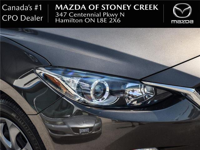 2015 Mazda Mazda3 Sport GX (Stk: SU1325) in Hamilton - Image 9 of 20