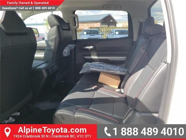 2019 Toyota Tundra SR5 Plus 5.7L V8 (Stk: X861170) in Cranbrook - Image 13 of 27