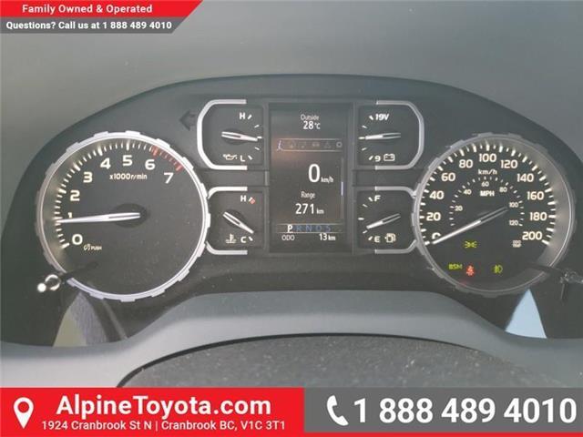 2019 Toyota Tundra SR5 Plus 5.7L V8 (Stk: X861170) in Cranbrook - Image 16 of 27