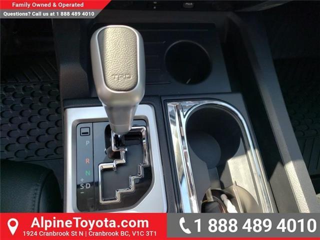 2019 Toyota Tundra SR5 Plus 5.7L V8 (Stk: X861170) in Cranbrook - Image 18 of 27