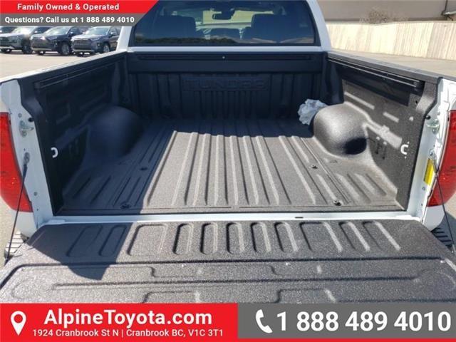 2019 Toyota Tundra SR5 Plus 5.7L V8 (Stk: X861170) in Cranbrook - Image 23 of 27
