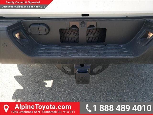 2019 Toyota Tundra SR5 Plus 5.7L V8 (Stk: X861170) in Cranbrook - Image 24 of 27
