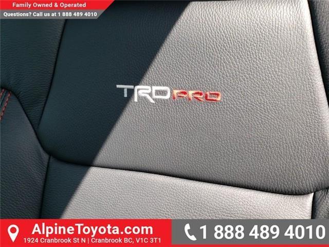 2019 Toyota Tundra SR5 Plus 5.7L V8 (Stk: X861170) in Cranbrook - Image 26 of 27