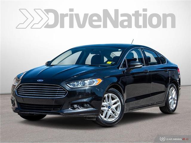 2014 Ford Fusion SE (Stk: D1417) in Regina - Image 1 of 28