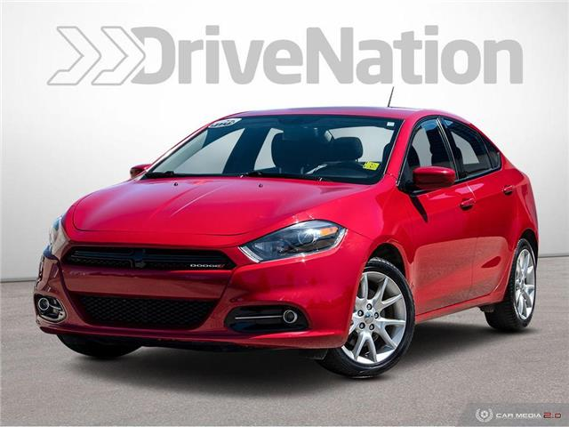 2013 Dodge Dart SXT/Rallye (Stk: D1416) in Regina - Image 1 of 27