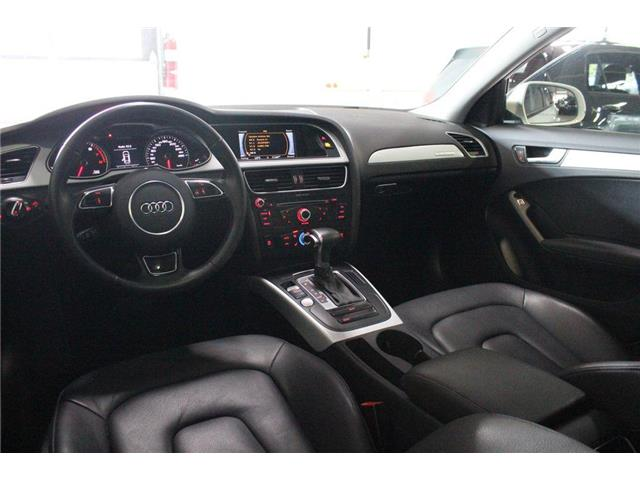 2016 Audi A4 2.0T Komfort plus (Stk: 001617) in Vaughan - Image 9 of 29