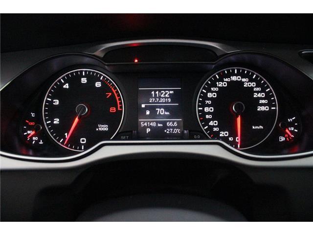 2016 Audi A4 2.0T Komfort plus (Stk: 001617) in Vaughan - Image 11 of 29