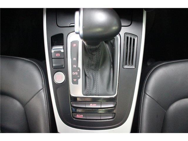 2016 Audi A4 2.0T Komfort plus (Stk: 001617) in Vaughan - Image 14 of 29