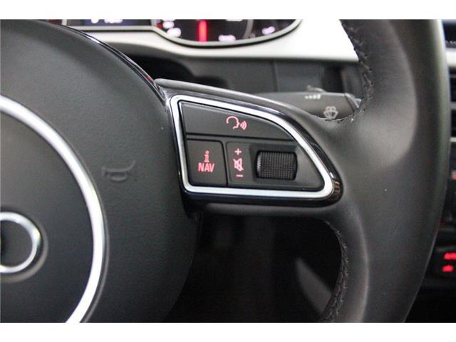 2016 Audi A4 2.0T Komfort plus (Stk: 001617) in Vaughan - Image 18 of 29