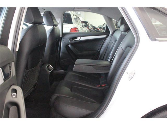 2016 Audi A4 2.0T Komfort plus (Stk: 001617) in Vaughan - Image 21 of 29