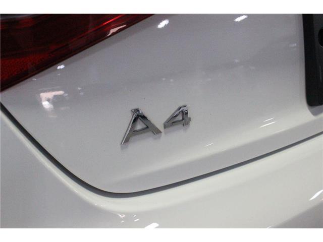 2016 Audi A4 2.0T Komfort plus (Stk: 001617) in Vaughan - Image 26 of 29