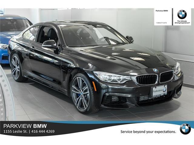 2016 BMW 435i xDrive (Stk: PP8513) in Toronto - Image 1 of 22