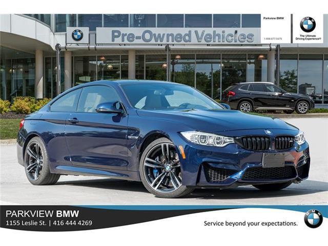 2015 BMW M4 Base (Stk: PP8669) in Toronto - Image 1 of 20