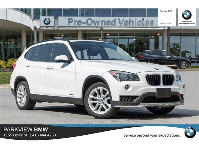 2015 BMW X1 xDrive28i (Stk: PP8682) in Toronto - Image 1 of 19