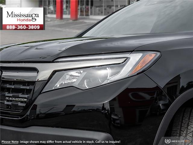 2019 Honda Ridgeline Black Edition (Stk: 326804) in Mississauga - Image 10 of 22