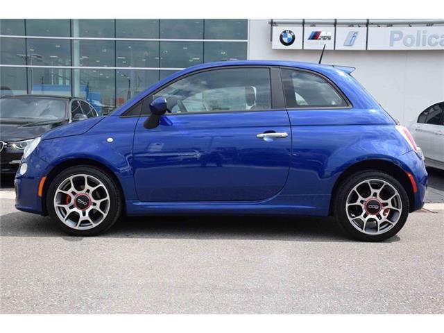 2012 Fiat 500 Sport (Stk: P688770A) in Brampton - Image 2 of 13