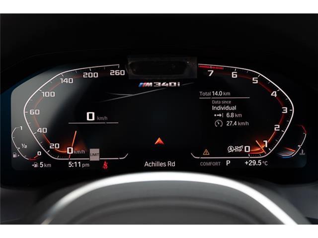 2020 BMW M340 i xDrive (Stk: 35599) in Ajax - Image 13 of 22