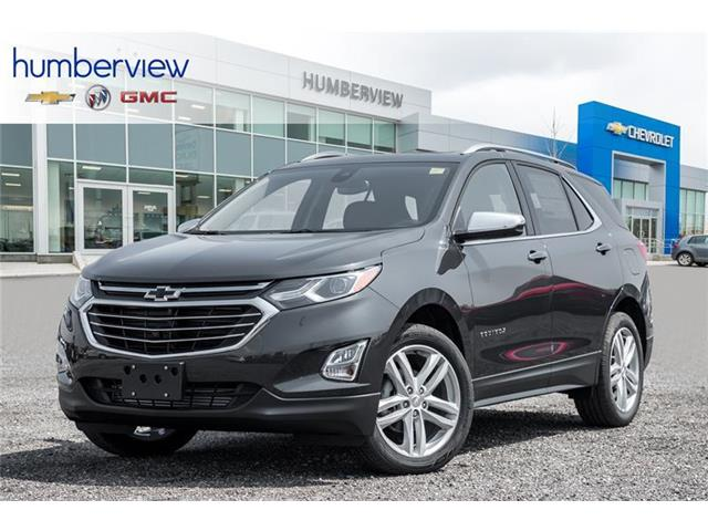 2020 Chevrolet Equinox Premier (Stk: 20EQ015) in Toronto - Image 1 of 22