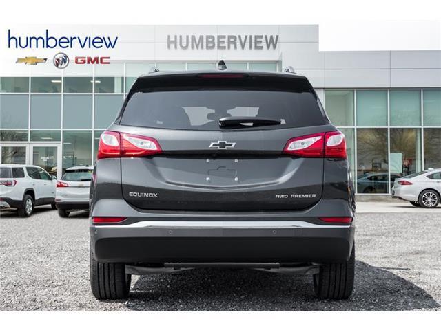2020 Chevrolet Equinox Premier (Stk: 20EQ015) in Toronto - Image 6 of 22