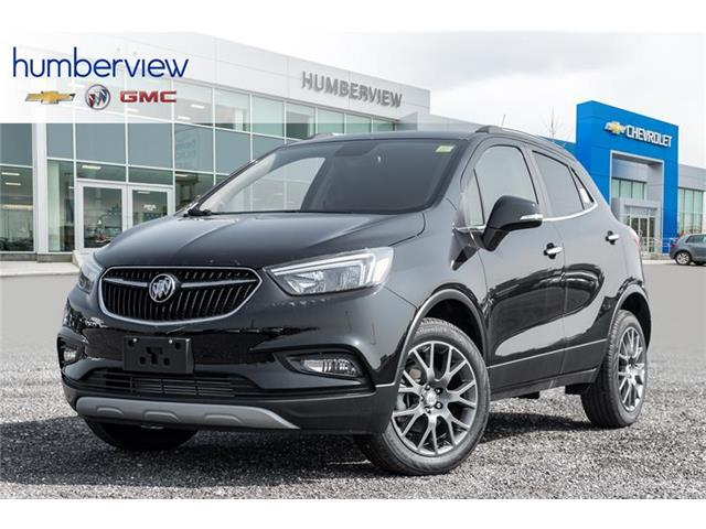 2019 Buick Encore Sport Touring (Stk: B9E064) in Toronto - Image 1 of 18