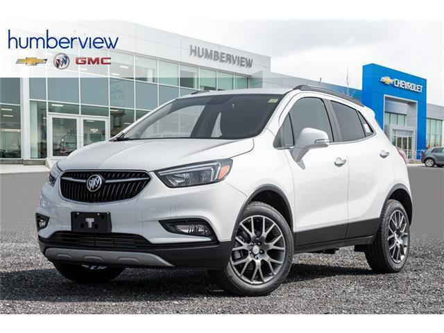 2019 Buick Encore Sport Touring (Stk: B9E067) in Toronto - Image 1 of 18