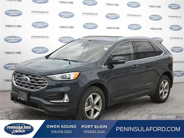 2019 Ford Edge SEL (Stk: 19ED39) in Owen Sound - Image 1 of 25