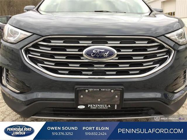 2019 Ford Edge SEL (Stk: 19ED39) in Owen Sound - Image 9 of 25