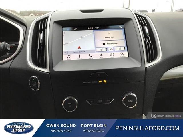 2019 Ford Edge SEL (Stk: 19ED39) in Owen Sound - Image 19 of 25