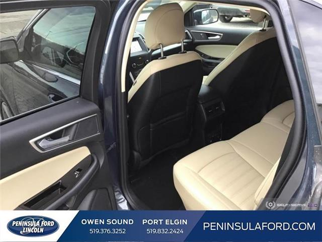 2019 Ford Edge SEL (Stk: 19ED39) in Owen Sound - Image 23 of 25