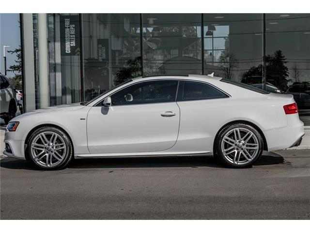 2017 Audi A5 2.0T Technik (Stk: SU0069) in Guelph - Image 4 of 22