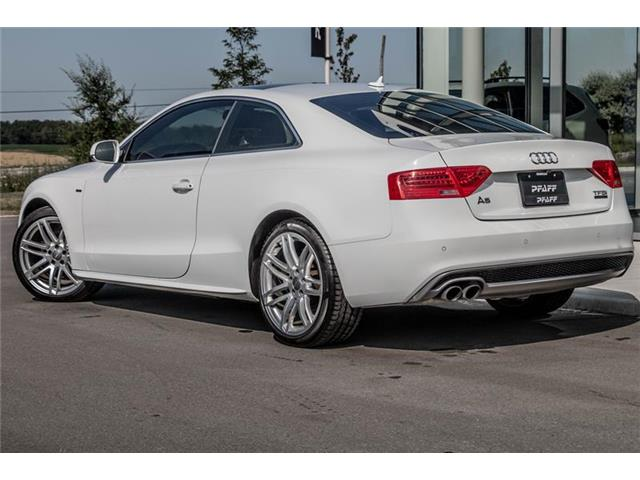 2017 Audi A5 2.0T Technik (Stk: SU0069) in Guelph - Image 5 of 22