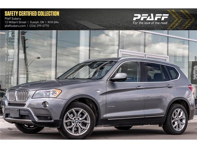 2013 BMW X3 xDrive28i (Stk: SU0072) in Guelph - Image 1 of 22